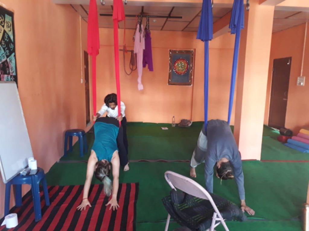 yoga retreats teacher training