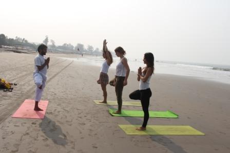 7 Day Yoga Retreats in Dharamsala ,Goa