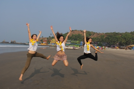 yoga retreat in dharamsala